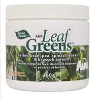 aim leafgreens