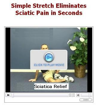 sciatica video
