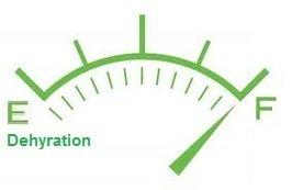 Dehydration Gauge