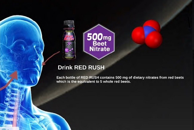 Red Rush Works